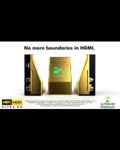 HDFury Linker HDMI-kytkin & -muunnin, 4K60 4:4:4 600MHz