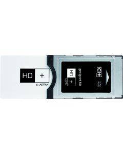 HD+ kortti + CI+ CAM maksukortinlukija, 6 kk, Astra 19,2E