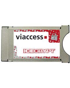 Icecrypt Viaccess CAM Dual Descrambling - käytetty