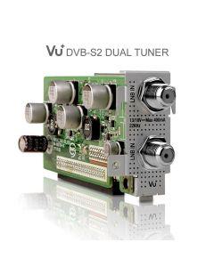 Vu+ viritin Dual (tuplaviritin) 2 x DVB-S2 (satelliitti) Vu+ Uno, Ultimo, Duo2, Solo 4K & Ultimo 4K varten