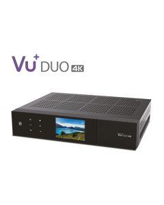 Vu+ Duo 4K, UHD-digiboksi, 8-16 viritintä