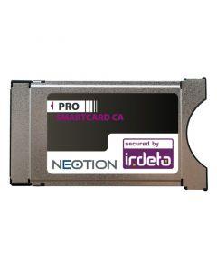 Neotion Irdeto Professional CAM maksukortinlukija, 8 kanavaa