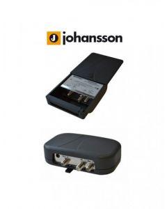 Johansson 9645KIT Stacker - Destacker, 2 satelliittisignaalia 1 kaapeliin