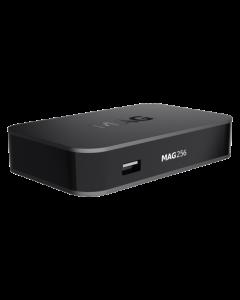 Infomir MAG256 IPTV-digiboksi, ilman kanavia - asiakaspalautus