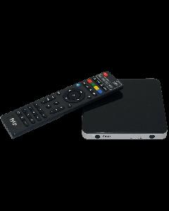 Mediacenter TVIP S-box v.605 4K/UHD IPTV-digiboksi