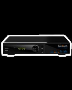 Medi@link ML7500 HD-digiboksi, HEVC, DVB-S2+T2/C + IPTV - asiakaspalautus