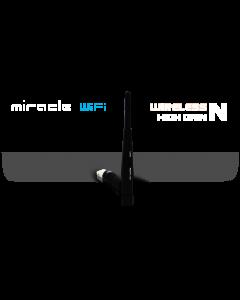 Miracle WiFi 150N ja antenni