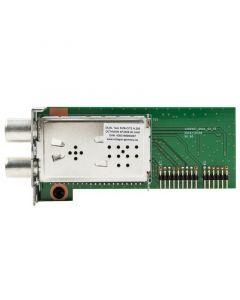 Octagon viritin Dual (tuplaviritin) DVB-T2/C (antenni/kaapeli) Octagon SF4008 varten