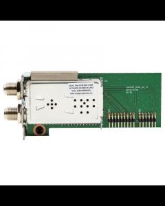 Octagon viritin Dual (tuplaviritin) DVB-S2X (satelliitti) Octagon SF4008 varten