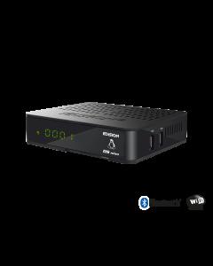 Edision OS Nino S2+T2/C HD-digiboksi, 2-4 viritintä