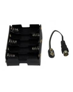 Virtalähde antennivahvistimille, 15 V, F uros liitin