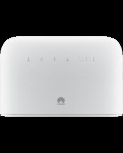 Huawei B715 (DNA Kotimokkula Premium 4G+ WLA) 4G+/LTE-A Modeemi & Dual Band AC1300 WiFi & 4-porttinen reititin, 2 x SMA naaras liitäntää ulkoisille antenneille