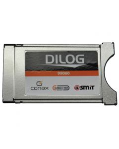 Dilog 99060 Smit Conax CAM Antenna HD Ready & Cable HD Ready CI+ 1.3 maksukortinlukija