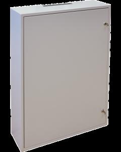 Kaappi antennitarvikkeille, 400 x 400 x 200 mm, 1 lukko