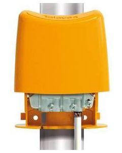 Televés 561901 UHF mastovahvistin, automaattinen vahvistus, 1 ulostulo, LTE800 suojattu