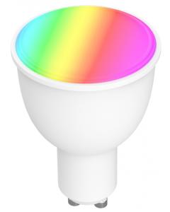 Woox LED-älylamppu, WiFi-ohjattava, RGBW, GU10, 4.5W