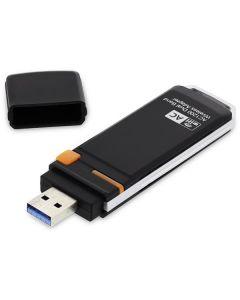 AC1200 Langaton Dual Band USB-sovitin, 802.11 a/b/g/n/ac, 1200 Mbps, 2,4 GHz / 5 GHz