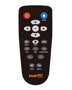 ZaapTV peruskaukosäädin HD209N, HD309N ja MaaxTV LN3000 varten