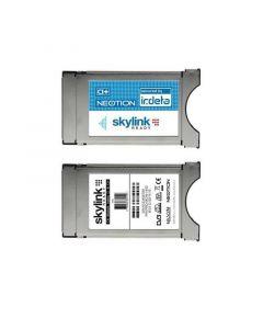 Neotion Irdeto CAM CI+ Skylink maksukortinlukija