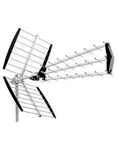 Macab 1028/700 DVB-T/T2 antenni, 15 dB, 28 elementtiä, LTE700 & LTE800 suojattu