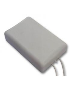 IPT 3G/4G/LTE MIMO ristipolarisaatio paneeliantenni, 700-2600 MHz, 2 x 16 dBi, 2 ulostuloa