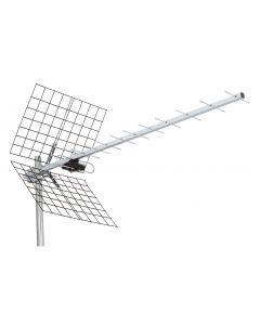 König ANT-UHF41L-KN DVB-T/T2 UHF antenni, 12 dB, 12 elementtiä, LTE800 suojattu