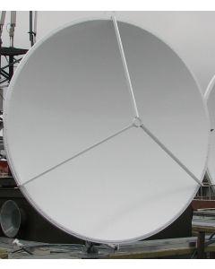 Aerial AS24 satelliittiantenni 240 cm, alumiini, primefocus - Ei palautusoikeutta