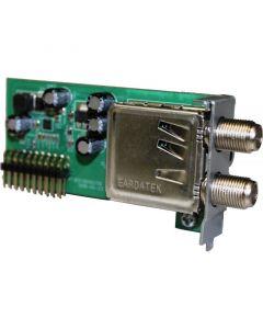 AX viritin DVB-S2 (satelliitti) AX 4K-BOX HD51 varten