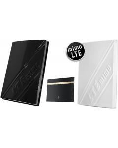 3G/4G/LTE/4G+/LTE-A-paketti lähes kaikkialle: Huawei B525S-23A modeemi + 700-2600 MHz paneeliantennit