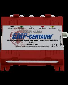 EMP-Centauri B5/0PEP-3 virransyöttö- ja päätevastusyksikkö