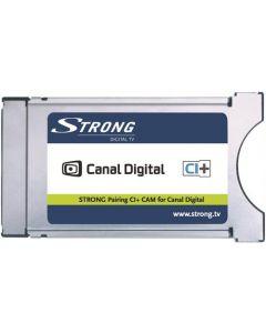 Strong Conax CAM CI+ maksukortinlukija Canal Digital varten