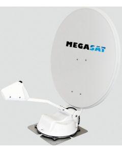 Megasat Caravanman 85 Professional automaattinen satelliittiantenni, autoskew, 2 ulostuloa