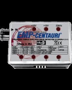 EMP-Centauri D1/0PCN-1 satelliittikomentojen testeri