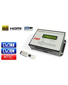 Promax EN-206 HDMI/komponentti/komposiitti/S-video/USB > DVB-T/C modulaattori - ei palautusoikeutta
