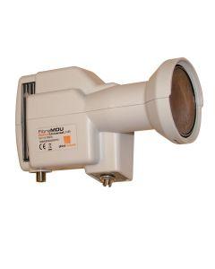 Invacom FibreMDU mikropää & virtalähde, optinen lähtö