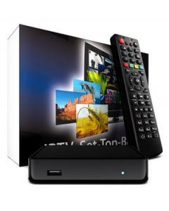 GAAP IPTV digiboksi, 850 kanavaa + ei tilausta (MAG250)