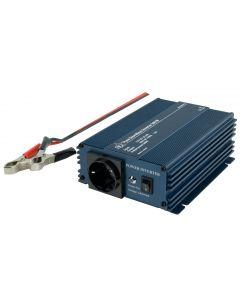 HQ Siniaaltoinvertteri 12 V > 230 V, 300 W, USB