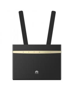 Huawei B525S-23A 4G+/LTE-A modeemi & Dual Band AC867 WiFi- ja 4-porttinen reititin, 2 x SMA naaras liitäntää ulkoisille antenneille