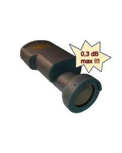 Invacom QTH-031 Quattro Universal LNB mikropää, 0,3 dB