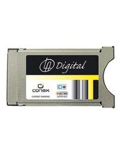 LA Digital Smit Conax CAM Antenna HD Ready & Cable HD Ready CI+ maksukortinlukija