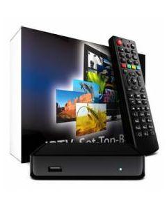 Infomir MAG250 IPTV-digiboksi, ilman kanavia