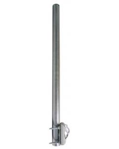 Parvekekaidekiinnike 800 mm, galvanoitua terästä
