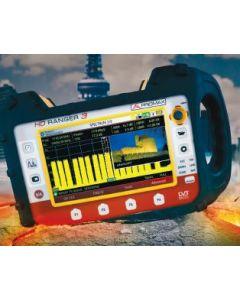 Promax HD Ranger 3 Professional DVB-S2/C2/T2 satelliitti-, antenni- ja kaapelimittari & spektrianalysaattori - ei palautusoikeutta