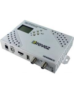 Revez HD400MOD HDMI > DVB-T modulaattori