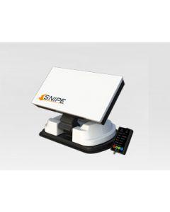 Selfsat Snipe Twin Automatic Flat satelliittiantenni, Twin LNB