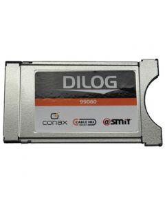 Dilog 99060 Smit Conax CAM Antenna HD Ready & Cable HD Ready CI+ maksukortinlukija