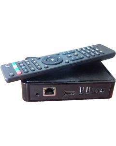 Eurolan TH-100 IPTV-digiboksi, ei kanavia
