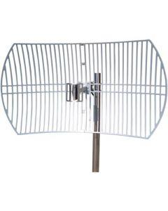 TP-LINK TL-ANT2424B WiFi suunta-antenni, 802.11b/g/n, 2,4 GHz, 24 dBi