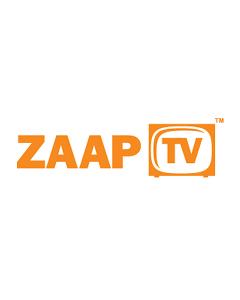 ZaapTV katseluaika ZaapTV HD409N & HD509N varten, 1 vuosi - ei palautusoikeutta